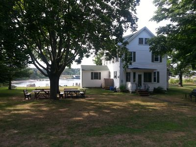Photo for Waterfront Colonial with Dock for boat or kayaks / * Special for August 2019
