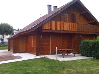 Photo for Chalet in Xonrupt / near Lake Gerardmer and Track, Easy access Neat Decoration