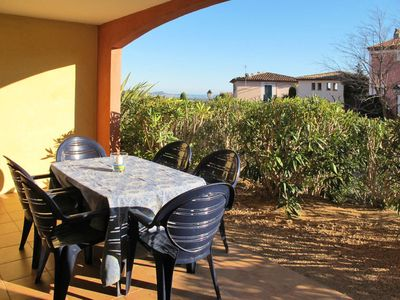 Photo for 2 bedroom Apartment, sleeps 6 in Roquebrune-sur-Argens with WiFi