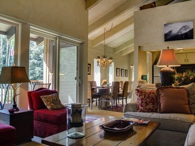 Photo for Charming 2Br+Loft~Get Ready for Summer in the Heart of Vail