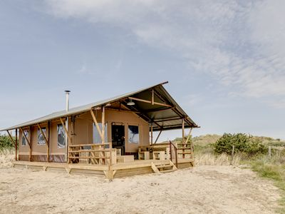 Photo for safari tent in the holiday park Landal Sluftervallei -