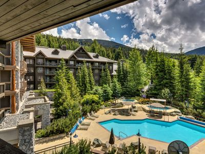 Photo for TWO BEDROOM BLACKCOMB ACCOMMODATIONS IN WHISTLER