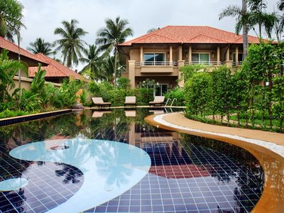 Photo for Luxury Homes with Pool, 450m to Beach