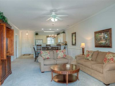 Photo for Exquisite lake view condo! Washer/Dryer & FREE WiFi