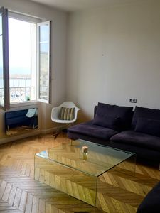 Photo for Sublime Apartment 3 -4pers 70m² in the heart of the old harbor, spectacular view