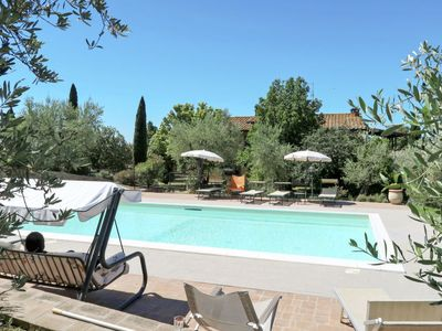 Photo for Vacation home Le Terrazze (MSV 195) in Monte San Savino - 6 persons, 3 bedrooms