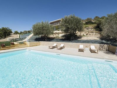 Photo for Helo Bianca - Apartment with Pool, 5 People, Sicily