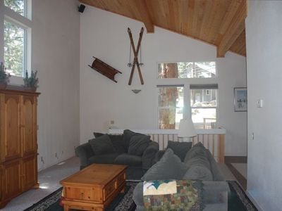 Photo for Charming Donner Lake Vacation Home.
