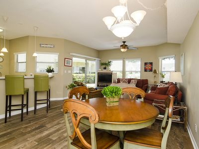 Photo for Condo #9102 is a 2 Bedroom Beach Walk with Private Patio *We love Pets!