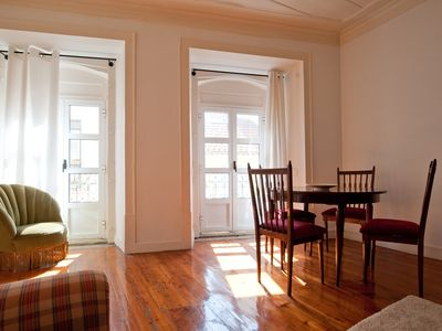 Photo for 2BR Apartment Vacation Rental in Lisboa, Lisboa