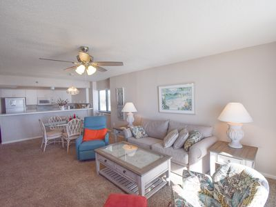 Photo for Beach Club I 4A! Fantastic OceanFront 4 Bedroom End Unit! Book now today for best rates!
