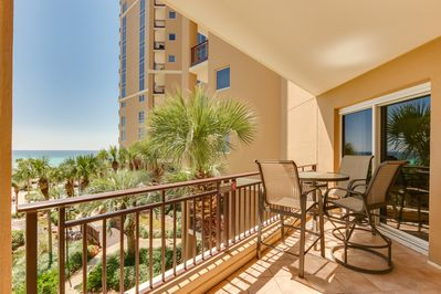 Westwinds 4719 - Balcony - Enjoy your morning coffee in the fresh salty sea air