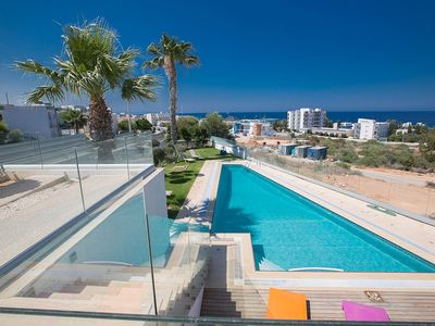 Photo for Villa Kono Titan - Stunning 6 Bedroom Protaras Villa with Pool - Stunning Sea Views