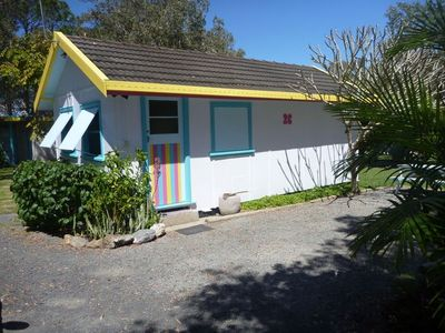 Photo for 1BR Cabin Vacation Rental in Mullaway, NSW