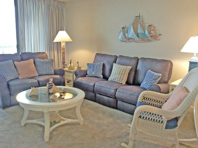 Photo for Direct Oceanfront Luxury Condo-  The Best just got Better!