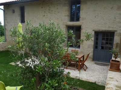 Photo for Character cottage with garden Bordeaux Gironde Cérons the vineyards