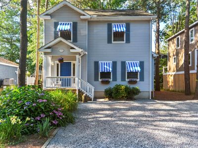 Photo for FREE ACTIVITIES INCLUDED!! This professionally decorated home has 3 bedrooms, 2.5 baths and is located just a short walk to South Bethany beach including all of the modern conveniences