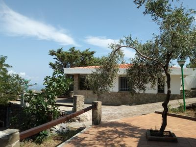 Photo for villa between sea and mountains