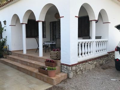Photo for House with private garden in Miami Playa for 5 persons