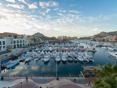 Photo for Brand new 2 ensuite bedroom luxury Condo in the heart of the Cabo San Lucas!