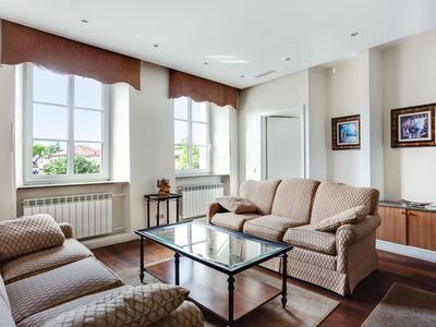 Photo for 2BR Apartment Vacation Rental in Vilnius, Vilniaus apskr.