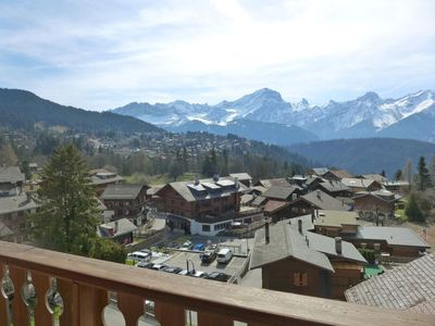Photo for Apartment Cîmes Blanches in Villars - 8 persons, 4 bedrooms