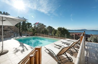 Photo for Villa Astrea Alba, two steps away from the beach with private swimming pool
