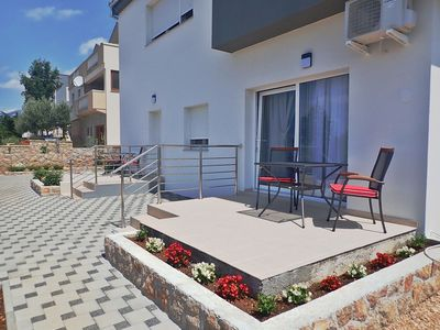 Photo for Apartments Jadranka-with the seaview (42017-A3) - Starigrad Paklenica