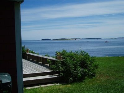 Photo for Ocean Front, Cozy, Pet Friendly Cottage, Sleeps 2/4