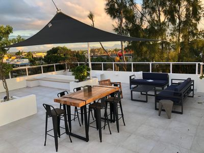 Photo for Apartment with private Rooftop