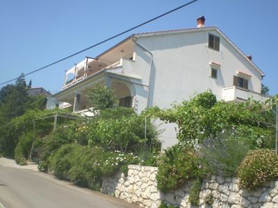 Photo for 3BR Apartment Vacation Rental in Palit, island of Rab