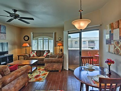 Photo for Lovely Phoenix Condo w/Private Patio & Pool Access