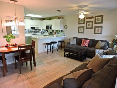 Photo for Horizon South 60203, Gulf View, Renovated, 3 min walk to beach, FALL SPECIAL!