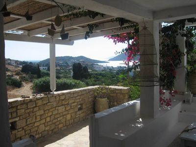 Photo for LIPSI CHARMING HOME 3 BATHROOMS 3 DOUBLE ROOMS 6 BEDS