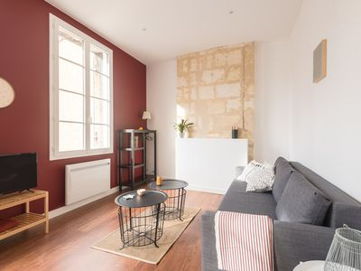 Photo for Superb renovated studio in the city center