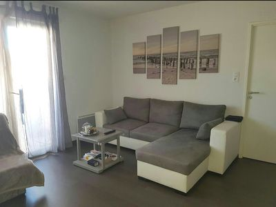 Photo for Spacious and cozy F2 comfortable terraces and private parking