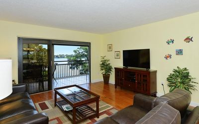 Photo for Chinaberry 942  - 2 Bedroom Condo with Private Beach with lounge chairs & umbrella provided, 2 Pools, Fitness Center and Tennis Courts.