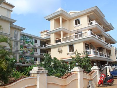 Photo for Riverside Apartment:2 Bdr, 2 Bath Fully Furnished Contemporary Apt In South Goa