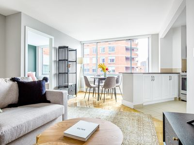 Photo for Ideal Kips Bay 1BR w/ Doorman, Elevator, Gym, by Blueground