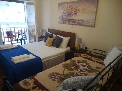 Photo for Athens Center Apartment - 50 meters from metro