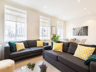 Photo for CENTRAL LONDON - COVENT GARDEN - 3BR PENTHOUSE APARTMENT WITH CITY  VIEWS!