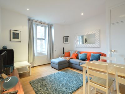 Photo for Beautiful Victorian Apartment by Tower Bridge, Shad Thames and the Southbank