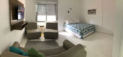 Photo for Great location in the Center of Pitangueiras Guaruja 50 meters from the beach