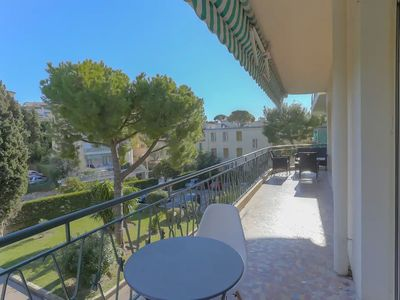 Photo for Amazing view and large terrace (renovated apartment  4/6 people )