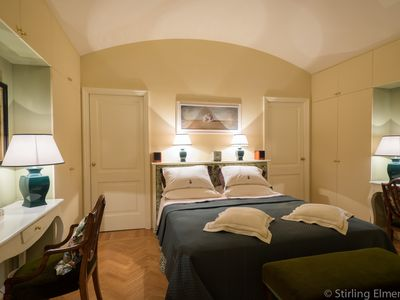Photo for 15% Off Luxury Suite with Private Terrace in Historical Medici Palazzo