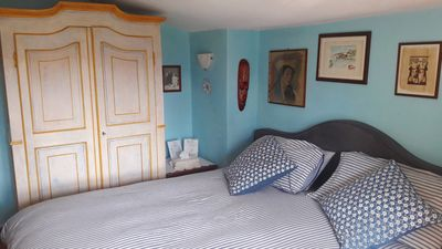 Photo for Azur room in Villa Mirano Bed and BreakFast Piossasco - Turin - Piedmont