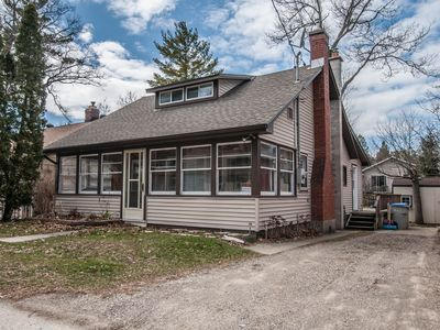 Photo for 4 Bedroom, 1 Bathroom Cottage Steps from Lake Huron