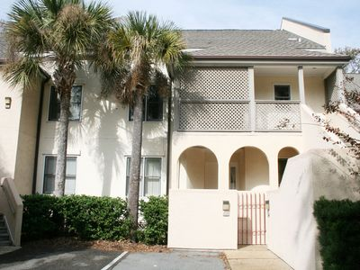 Photo for 196 Colonnade Club - 3 Bedroom on 2nd floor/ Pool & Spa on site. Pet Friendly