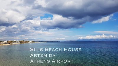 Photo for Silis Beach House near Athens Airport