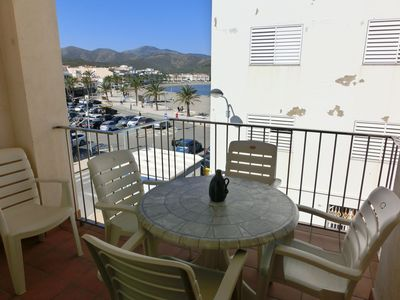 """Photo for Apartment located in the heart of """"Port de Llançà"""", very close to the main commercia"""